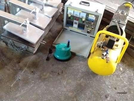 沈阳输送胶带接头硫化机的准备工作有哪些?
