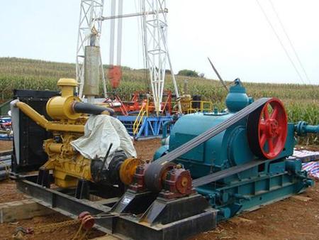 农田灌溉井