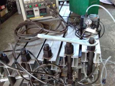 胶带硫化机