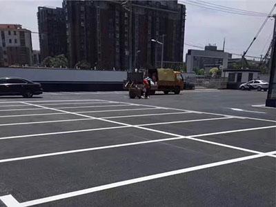 道路划线施工有七个步调