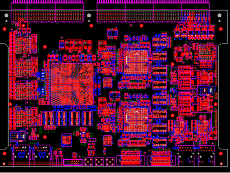 PCB電路LAYOUT