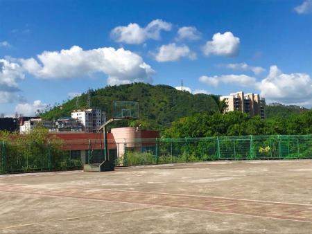 【校园环境】优美的校园环境塑造人