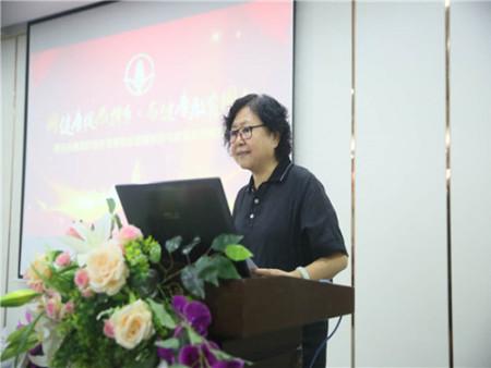 习红:同健康促进携手 与健康教育同行