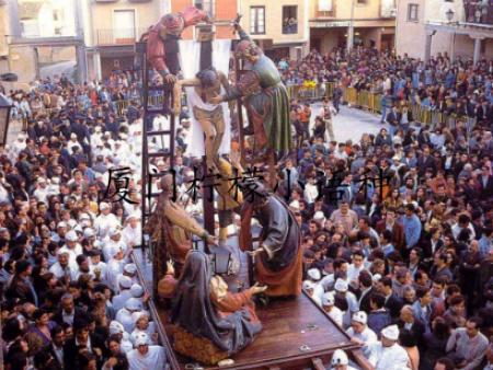 西班牙将迎来传统节日——圣周