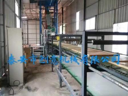 石膏板机械设备研发人员讲述其吊顶的优缺点