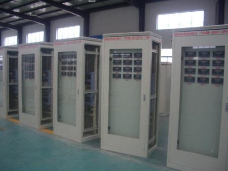 工业自动化仪表盘