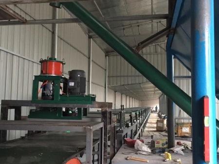 石膏天花板自动生产线组成设备的维护保养要素