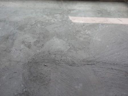 基础水泥地面要求