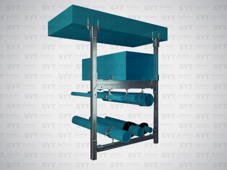 拆卸式支吊架体系