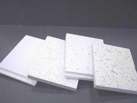 泰山矿棉吸音板