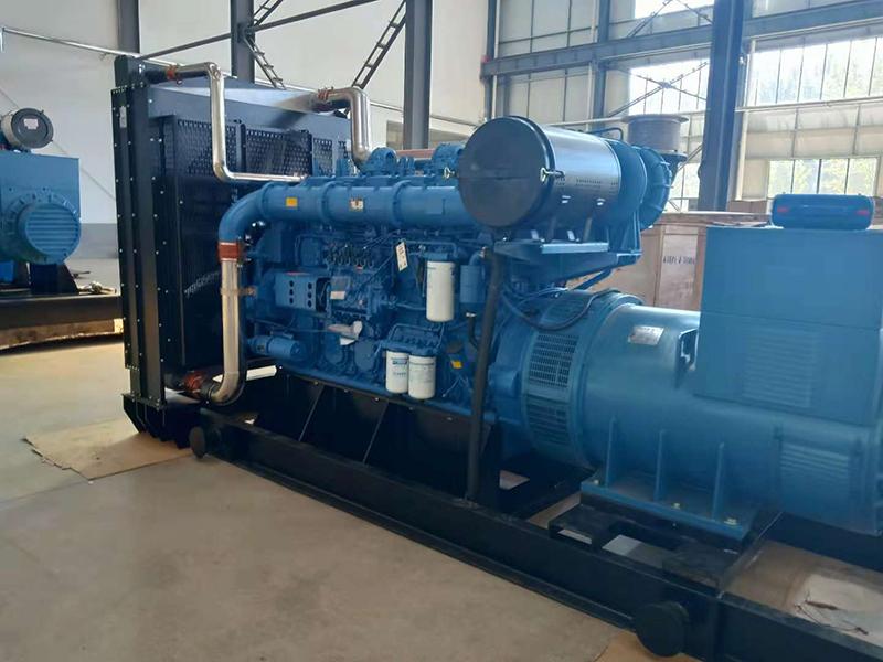 减少潍坊柴油发电机组配件磨损的方法