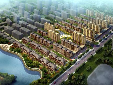 盘锦总部生态城