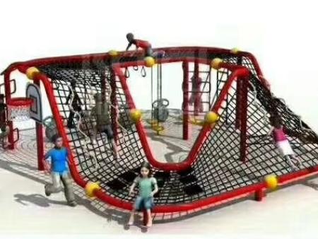 游乐场游乐设备,游乐攀爬网