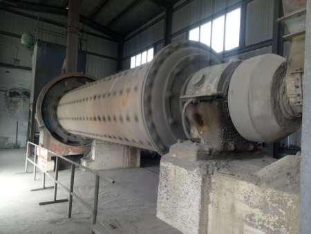 混凝土速凝剂厂房
