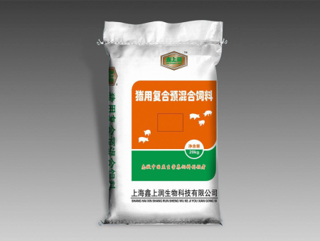 鑫上润猪复合预混合饲料20kg