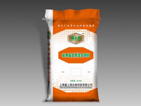 鑫上润蛋鸡复合预混合饲料25kg