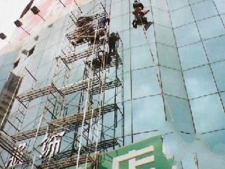 惠州玻璃幕墙维修更换安装