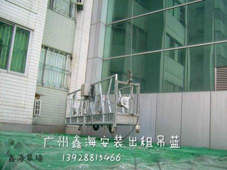 广州安装超长超大幕墙玻璃工程