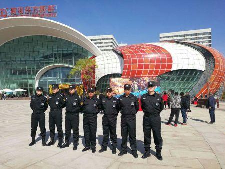 青島祥瑞保安服務有限公司,西海岸新區的景點守衛我們來保障
