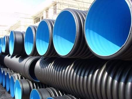 HDPE双壁波纹管和PVC单壁波纹管主要区别是什么?