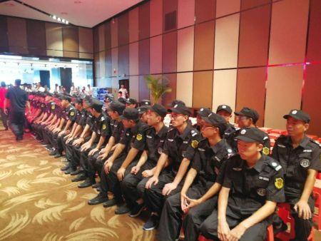 青島保安公司,加強學校安保工作,提升安保意識