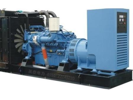 柴油发电机组配上ATS柜后有何优势?