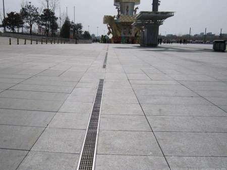线性排水沟相比于传统排水沟的优势