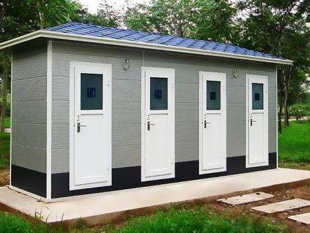 兰州生态移动厕所