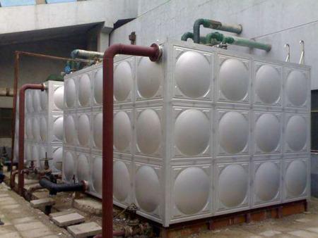 金昌玻璃钢水箱