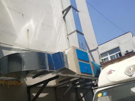 活性炭除味净化工程