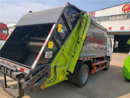 武威垃圾收集车辆