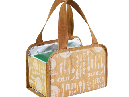 Washable Paper Lunch Bag