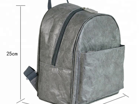 Washable Paper Backpack