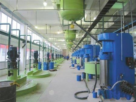 水性环保yabo88官网设备