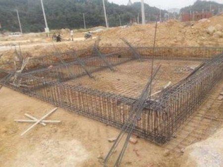 啟順建筑-地基與基礎施工