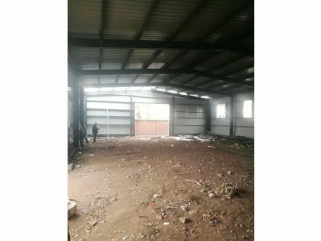 兰州钢结构彩钢房