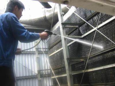 甘肃换热器清洗的步骤与怎样测试清洗剂的效果