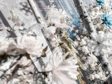 【鹿遇深林】-建业森林半岛酒店