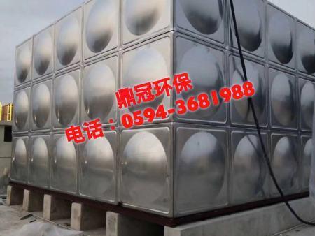 福建莆田不锈钢生活水箱如何避免被污染
