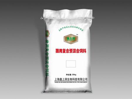 鑫上润猪复合预混合饲料25kg