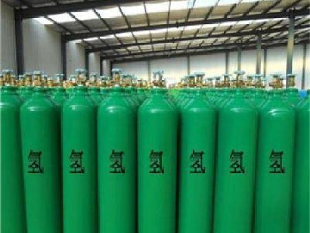 白银气体运输-白银渝紫晶气体谈谈高纯氢瓶该如何存放?