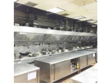 厨房排油烟设备