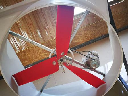 玻璃钢畜牧风机
