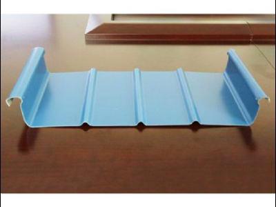 鋁鎂錳板的結構