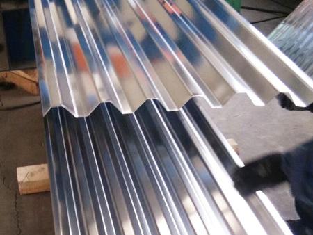 彩鋁瓦楞板