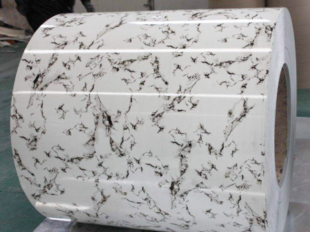 大理石紋彩鋼板