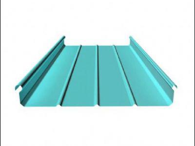 鋁鎂錳屋面板出現黑斑的原因
