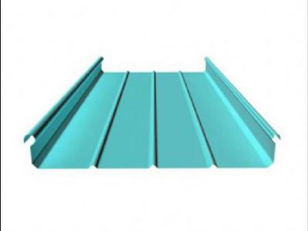 铝镁锰屋面板出现黑斑的原因