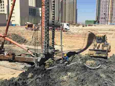 精品国产自在现线拍-土方及桩基施工