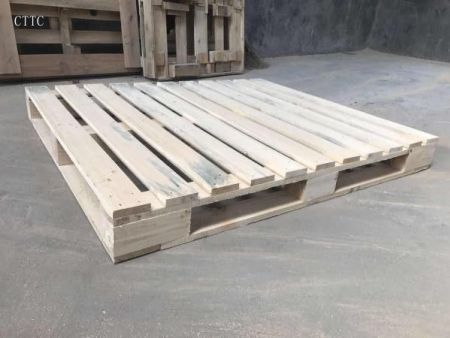 Hot Sale High Loading Solid Wooden Pallet/Plywood Pallet